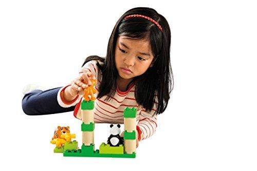 LEGO DUPLO Wildtiere Set NEU 5012 - 104 Elemente für 1-6 Spieler von 2-5 Jahren! Das Set enthält Tierfiguren und ihre jeweiligen Lebensräum