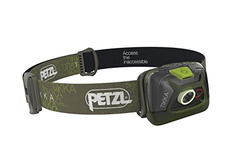 Petzl Tikka, Green, E93AAB