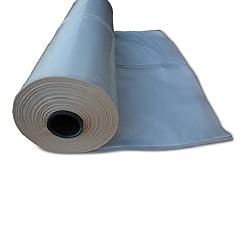 4m wide x 75m long, Shrink Wrap Roll, 180 micron