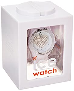 Ice-Watch - Reloj de pulsera unisex Ice de Love Color Blanco lo.We.U.S.10 de Ice Watch