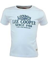 Lee Cooper Camiseta Mangas cortas Niños East End Heritage