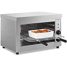 Royal Catering Horno Tostador Hornillo eléctrico Salamandra Cocina RCES-580 (3250 W, 230
