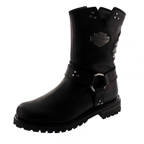 Harley Davidson Women - Boots Barford D84089 - Black, Schuhgröße:EUR 36