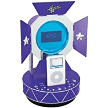iConnect Hannah Montana Mp3 Speaker Alarm Clock by FAB Starpoint