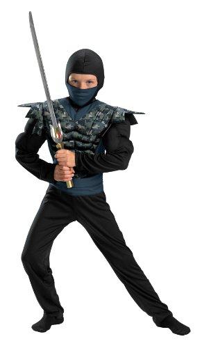 ld 7-8 (Camo Ninja Kostüme)