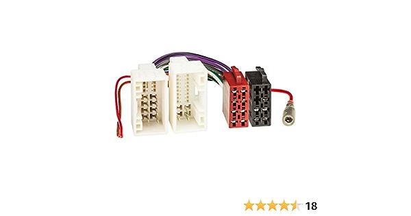 Tomzz Audio 7019 003 Radio Adapter Kabel Passend Für Elektronik