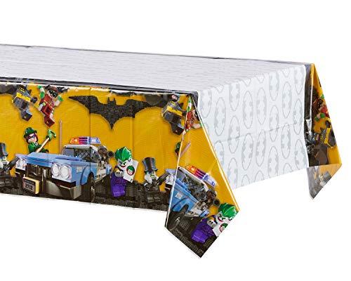 LEGO Tischdecke, Batman, Kunststoff, 1,2x 1,8m -
