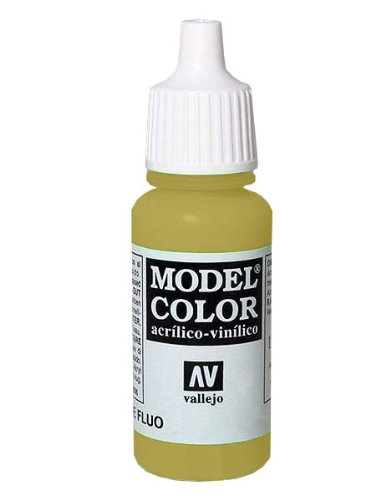 AV Vallejo (Modell Farbe - Old Gold (Metalle 35 ml)