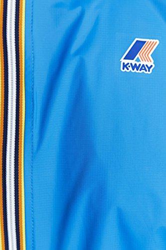 K-Way - Le Vrai Claude, Giacca da uomo CACHEMIRE ROS-OLEAND