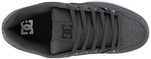 DC PURE TX SE D0320423 Herren Sneaker Grey Ash