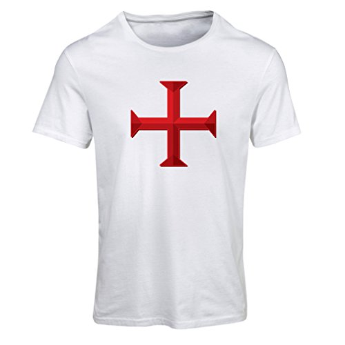 lepni.me Shirts For Women The Knights Templar - Templars Cross - Poor Fellow-Soldiers Of Christ and Of The Temple Of Solomon