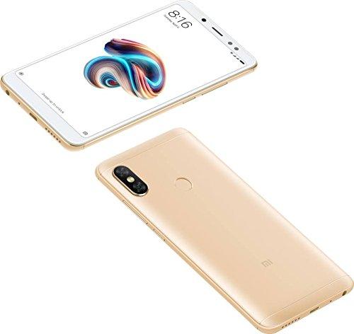 Redmi Note 5 Pro (64GB) (4GB RAM) (Gold)