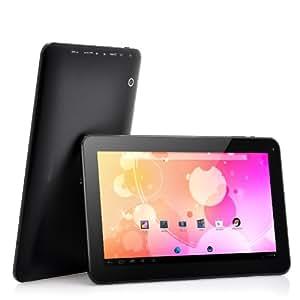 Mr3C N2009 - Tablette PC Tactile Android 4.2 Jelly Bean Capacitif 9.2 Pouces - Dual-core (Double Coeurs) - Double Caméras - 1Go de RAM et 8Go de mémoire interne - 1.5GHZ