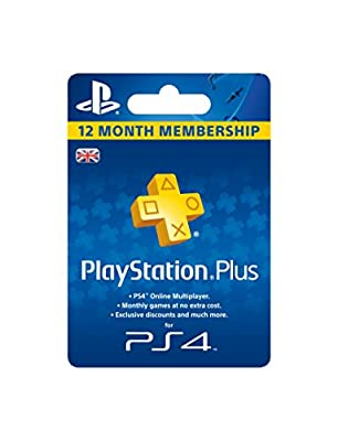 Sony PlayStation Plus 12 Month Membership from Sony Computer Ent Europe Software (video games) PARENT