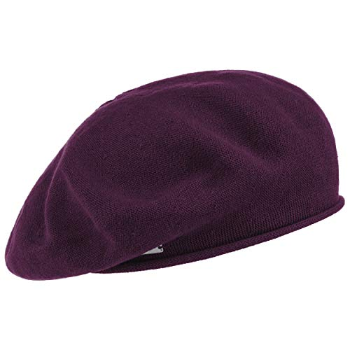 76533c2029 Basco Estivo Bordo Arrotolato Seeberger berretto basco da donna beanie  d´estate berretto lungo