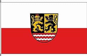 Bannerflagge Saale-Orla-Kreis - 150 x 500cm - Flagge und Banner