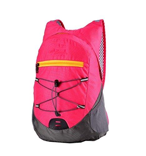 Yy.f Leichte Wasserdicht 20L Rucksack Wandern Reisen Camping Strände Sport. Genießen Sie Ihre Qualität Von Outdoor-Spaß Und Einfach Red