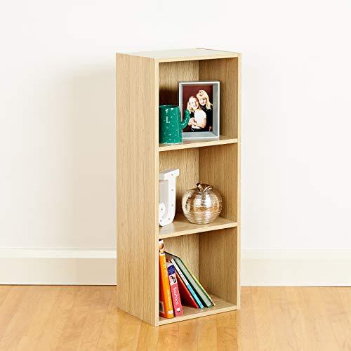Roost - Bücherregal Eiche mit 3Böden