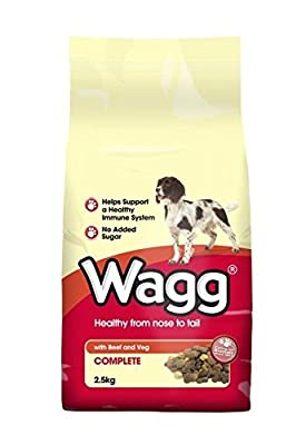 Wagg Complete Dry Mix (Pack of 6)