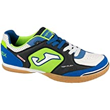 Joma Top Flex 404 Turf - Zapatos de Futsal para Hombre - Tamaño (EU 41- CM 26.5 - UK 7)  Azul (Midnight Blue) QtMzoB11