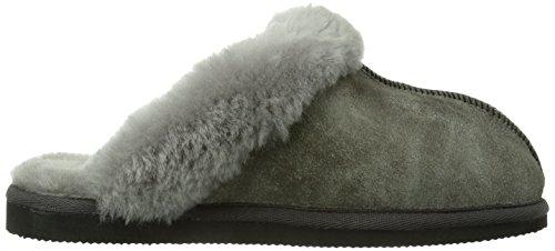 Shepherd JESSICA Damen Pantoffeln Grau (Antique Grey 21)