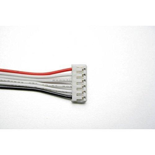 Câble du capteur phoque 6 broches pour bandes 5Z li-poly de rechange