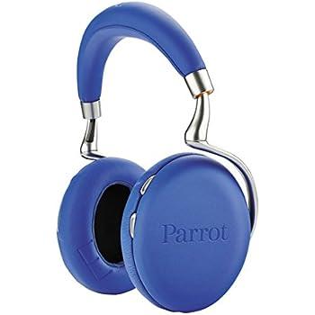 Parrot Zik 2.0 by Philippe Starck Wireless Headphones - Blue