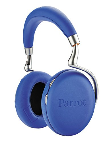 Parrot Zik 2.0 Casque audio Bluetooth by Philippe Starck - Bleu