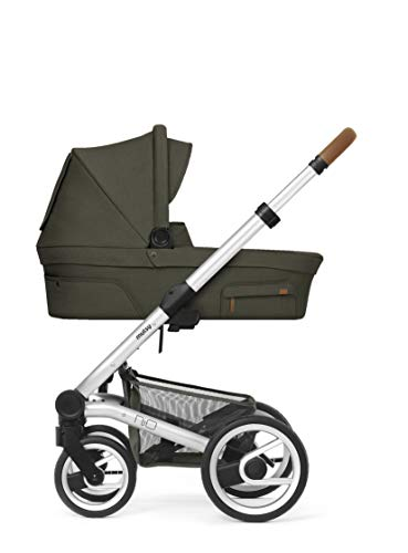 Mutsy Kinderwagen/Buggy 2 in 1/ Kombi Set Nio Adventure Leafgreen grün