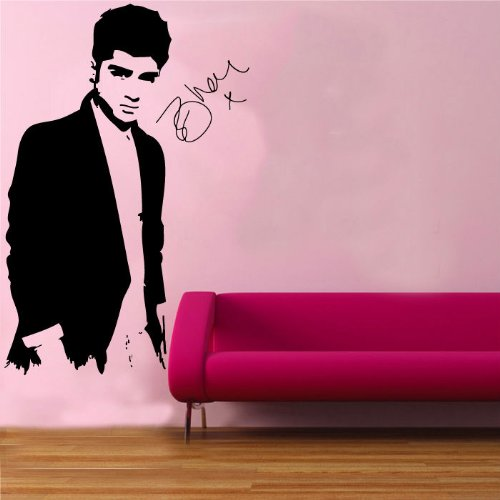 One Direction Zayn Malik Wall Sticker Part 47