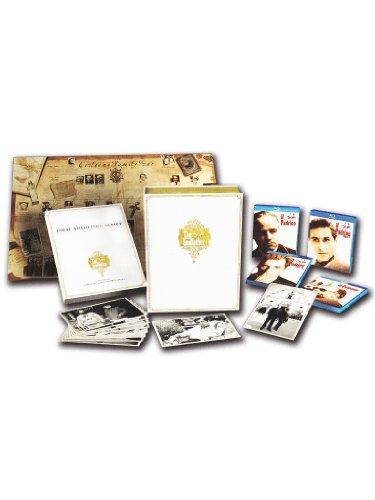 Il Padrino - La trilogia(edizione 40' anniversario) [Blu-ray] [IT Import]