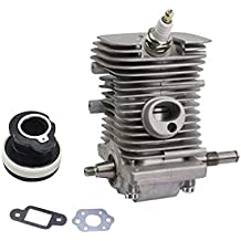 PETSOLA PISTÓN DE Cilindro del Motor del Motor PULSADOR para STIHL MS170 MS180 018 MISIÓN