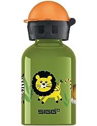 Sigg - Cantimplora para niños (0,3 L) verde verde Talla:0,3l