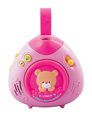 VTech Baby 80-100054 - Bärchen Gute Nacht Licht pink von VTech auf Lampenhans.de