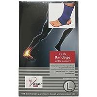 B2Q Sportbandage für den Fuß Bandage Größe L (0053) preisvergleich bei billige-tabletten.eu