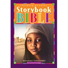 Children of Color Storybook Bible: With Stories from the Contemporary English Version
