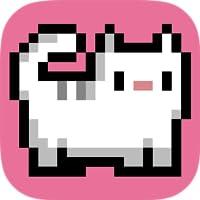 Cat-A-Pult: Schleuder niedliche 8-bit Katzen