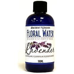 Sabiduría antigua Lavanda Flores Agua Natural Skin Toner 100ml