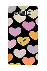 ZAPCASE PRINTED BACK COVER FOR SAMSUNG GALAXY E5