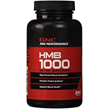 GNC Pro Performance HMB 1000 (240 Tablets)