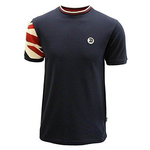 trojan-records-mens-navy-union-sleeve-t-shirt-tr-8130-l