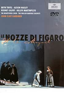 Mozart : Les Noces de Figaro (The English Baroque Soloists)