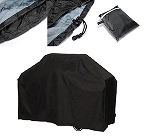 Grill BBQ Cover, Large 57-Inch Rainproof Dustproof UV Protection Barbecue Gas Grill Cover Garden Patio Grill Protector (S) DIKETE®