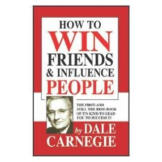 How to Win Friends and Influence People [Paperback] [Jan 01, 2017] Books Wagon