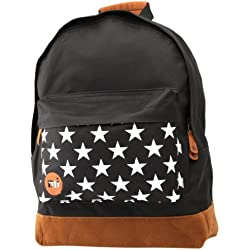 Mi-Pac Stars Rucksack - Black, color black