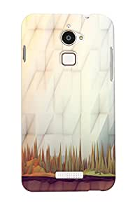 NAV PRINTED BACK COVER FOR COOLPAD NOTE 3 LITE