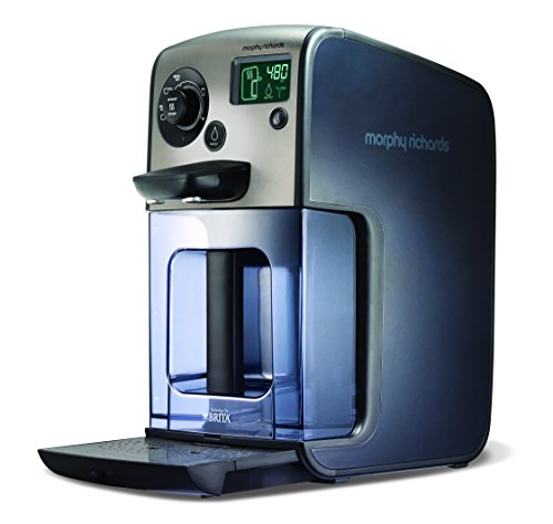 Morphy Richards 131000 - Dispensador de agua Negro, Gris