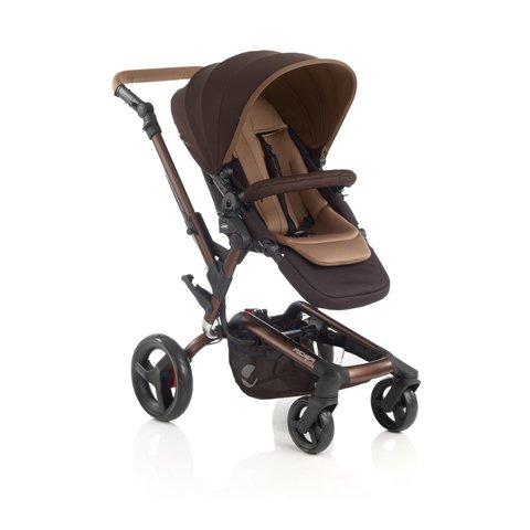 Baby Kinderwagen Buggy Sportwagen Stroller Babywagen Jané R63 Coffee