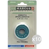 Set 10 MARCUS Dr Rocchetto Cm.1,25 Hypoallergenic Patch Parafarmacia preisvergleich bei billige-tabletten.eu