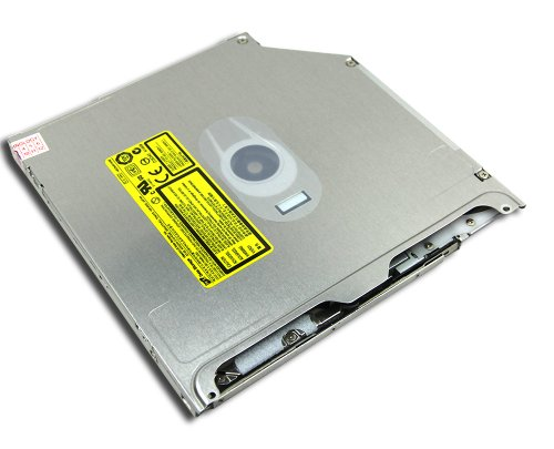 New 8 x DL DVD SuperDrive für Apple MacBook Pro A1286 2010 MC372LL/A MC372 MC373LL/A MC373 38,1 cm Notebook PC DVD-RW DVD-RAM Brenner 24 x CD-RW Writer Optisches Laufwerk Ersatz -